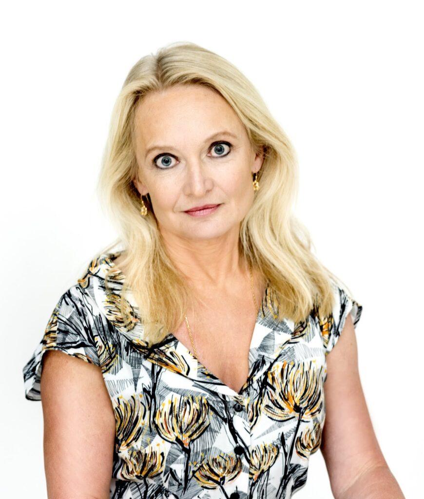Karin Bojs, är gäst på Bokens Afton 20 nov
