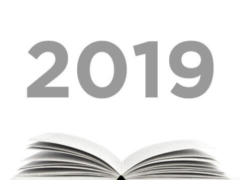 Monica Gullmans lista över bokåret 2019