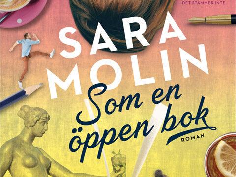Sara Molin, Öppen som en bok