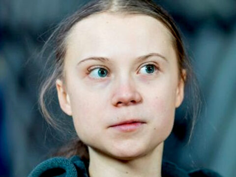 Greta Thunberg, Små människor, stora drömmar