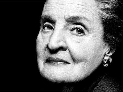 Madeleine Albright, Helvetet och andra hållplatser